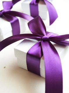 Handmade Royal Puple Favors, Bridesmaids Gift, Wedding Favors Purple, Bridal Shower Purple, Baby Shower Purple, Teal Purple Pink