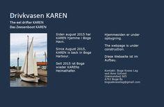 Midlertidigt skilt på adressen www.drivkvasenkaren.dk fra 14. september 2015