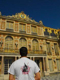 BFM in Versailles, France
