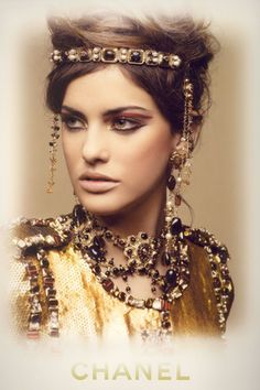 Chanel Byzance/Byzantine Collection for Fall 2011 and Lumieres Byzantine Palette – Sneak Peek