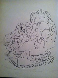 Tat I drew for a friend