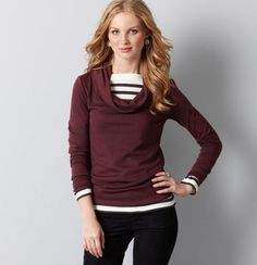 always love a good aggie maroon sweater!