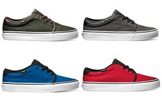 WANT THESE VANS SO BAD!