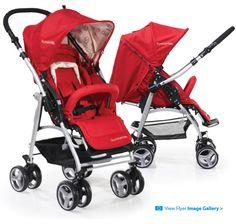 An Attachment Parent's Stroller: Bumbleride