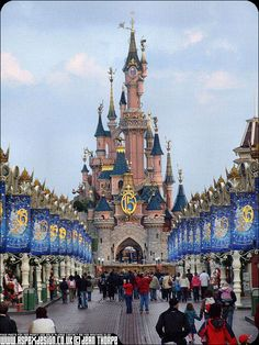 I love Disney World but think it would be just as cool to go to Disney Land ... and California for that matter!