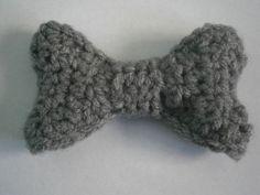 Bow Tie, Handmade Crochet