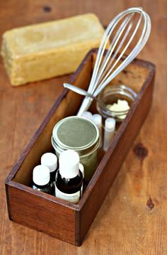 DIY Skincare Toolbox- All of the ingredients you need to get started making your own skincare products 2