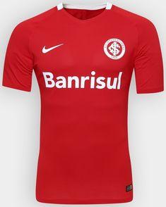 ede2fb508e1 Nike apresenta novas camisas do Internacional - Show de Camisas. Gabriel  Butafava · Soccer Jerseys