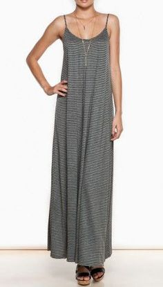 Beach Days Maxi Dress