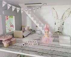 Poppenhuis van de maand september: Gastblogger Lolkje schrijft over haar poppenhuis 'Zo leuk en zoooo verslavend'. – Skattich