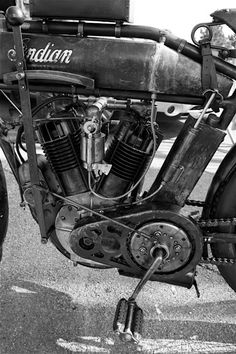 Indian... Always have loved the pedal...