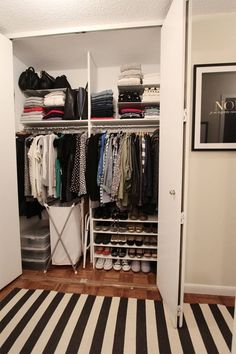 20 Ways to Organize Your Bedroom Closet — From the Archives: Greatest Hits