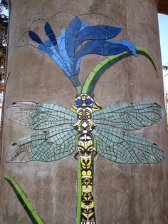 A Natural History Museum in Mosaic Rises in Chile: Isidora Paz López | Mosaic Art NOW