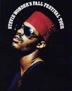 Stevie Wonder años 70