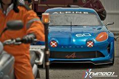Alpine Celebration @ 24H du Mans 2015