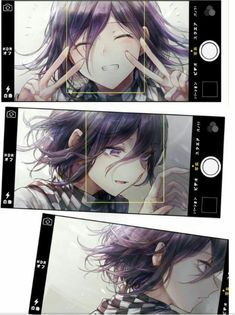 Read 📷 from the story Saiouma/Oumasai comics & pictures by HotPinkChoco (Emi) with reads. Anime Crying, Sad Anime, Danganronpa Memes, Danganronpa Characters, Kawaii Anime Girl, Anime Art Girl, Art Anime Fille, Dark Art Illustrations, Ouma Kokichi