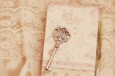 Note Book And Key