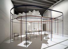 Résultats de recherche d'images pour «architecture exhibition»
