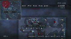 Assassin's Creed Rogue Elite Hull Blueprint