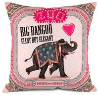 Coussin Zoo