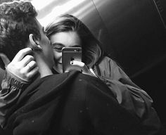 •Pinterest :  V E E  Elegant romance, cute couple, relationship goals, prom, kiss, love, tumblr, grunge, hipster, aesthetic, boyfriend, girlfriend, teen couple, young love image