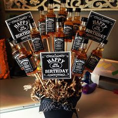 Great for bday or anniversary for the hubby!! Loves his Jack!