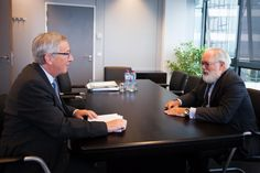 Lessons must be learned from failed commissioner hearings  Jean-Claude Juncker interviews Miguel Arias Cañete