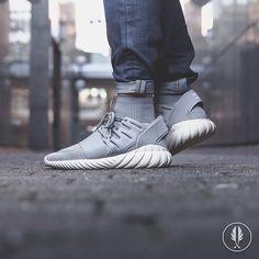 Adidas Tubular Doom Grey Primeknit