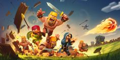 Download Clash of Clans 5.172 APK File for Android | Download Free Apk Installer For Android Apps
