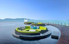 Best Honeymoon Beach Resorts In Southeast Asia W Retreat Koh Samui. Luxury Honeymoon Resorts in Southeast Asia. Best Honeymoon, Romantic Honeymoon, Most Romantic, Samui Thailand, Koh Samui, Visit Thailand, Thailand Travel, Beach Resorts, Hotels And Resorts