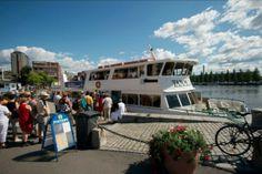 Kreuzfahrten in der Region #Tampere:  Finnische Silberlinie & Dichterweg © Suomen Hopealinja Oy - http://www.nordicmarketing.de/kreuzfahrten-finnische-silberlinie-dichterweg/