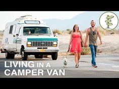 dfa47ca5b6 Couple Transforms Old Campervan Into Cozy Home on Wheels - Van Life