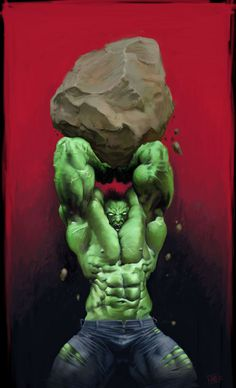 #Hulk #Fan #Art. (HULK SMASH!!) By: Jonathan J Beard. (THE * 3 * STÅR * ÅWARD OF: AW YEAH, IT'S MAJOR ÅWESOMENESS!!!™)[THANK Ü 4 PINNING!!!<·><]<©>ÅÅÅ+(OB4E)