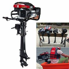 Outboard Engine For Boats Pantaneiro Jet Turbo 6.5hp 4 Stroke The Latest Fashion Ebay Motors Outboard Engines & Components