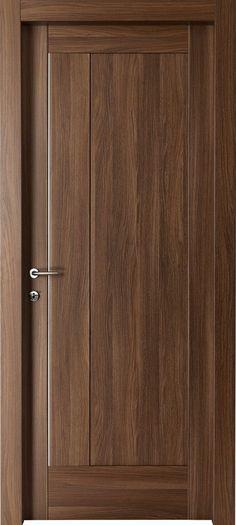Modello Therese. Codice: 1Z.1I.1F in legno listellare. Rivestimento esterno in Laminato. Colore: Noce Canaletto. Catalogo Ensemble. #artigianalità #made in #italy