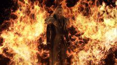 Resultado de imagem para final fantasy vii sephiroth