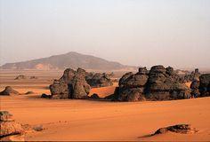Tadrart Acacus, Libya