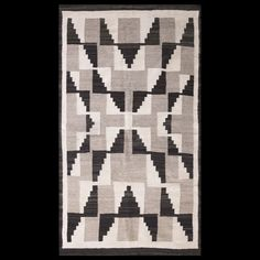 #antique #Navajo #rug. Stock Id: #21423 General Rug Type:      American Specific Rug Type:      Navajo Circa: 1920 Color: Multi Origin: USA Width: 3' 0'' ( 91.4 cm ) Length: 5' 4'' ( 162.6 cm )
