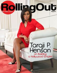 Taraji Henson on building a Hollywood empire. When she struts from the terrace into the Garden Room at the SLS Hotel at Beverly Hills, Taraji P. Henson owns the space. Wearing a Marissa Webb-designed tomato red suit paired with gold and silver pumps with a black vamp, she walks with a sway that screams power.