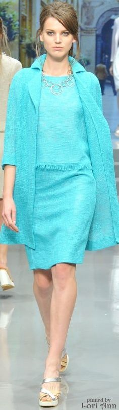 Yuki Torii International Spring 2015 RTW