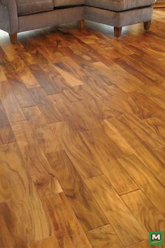 Quality Craft Expressa Bronzed Acacia Floating Vinyl Plank