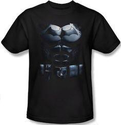amazing Batman Dark Costume T-Shirt
