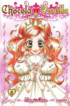 Chocola from Sugar Sugar Rune Manga Girl, Manga Anime, Dynasty Show, Manga Story, Manga Covers, Classic Paintings, Cute Comics, Tsundere, Anime Comics