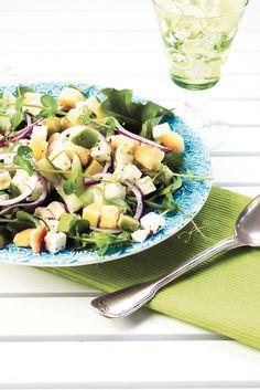 Vihreä fetasalaatti | K-ruoka