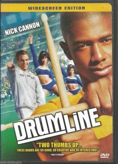 Drumline (DVD, 2003, Widescreen) Nick Cannon Director: Charles Stone III