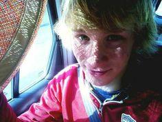 foxy en 2010 cuando el tenia 17 añitos <3