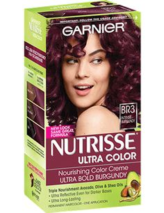 Garnier Hair Color Nutrisse Ultra Color Nourishing Color