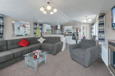 Willerby Meridian caravan at Chesil Vista Holiday Park