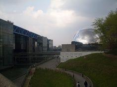 Cité des Sciences et de l'Industriethe biggestscience museuminEurope