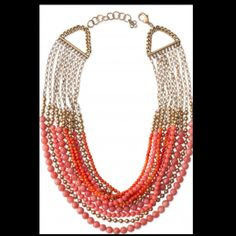 New Stella and dot necklace for summer!!!    Enter the giveaway by emailing lsmith065@gmail.com Stelladot.com/lindseymariesmith